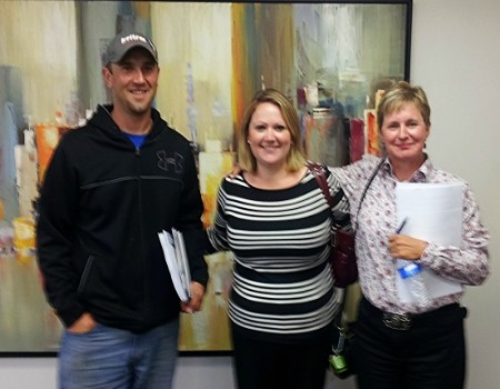Coupens Closing with Realtor Heidi Schreifels and Colorado's Top Loan Officer Sean Young